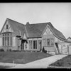 Large homes, 833 South Windsor Boulevard, southeast corner of Wilshire Boulevard and South La Brea Avenue, 1650 Victoria Avenue, 6447 5th Avenue, Los Angeles, CA, 1925