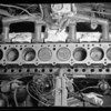 Dodge, Chevrolet, Studebaker, Buick finish of run, Southern California, 1940
