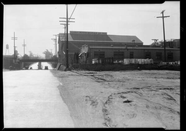 Driveway, 1801 South Soto Street, Los Angeles, CA, 1930