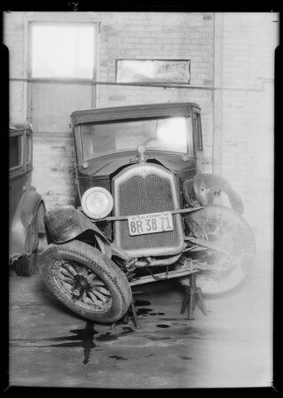 Buick, Mr. Ragsdale, owner, file #2AL6653 (Sherman), Southern California, 1934