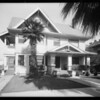 Exterior & interior, St. Barnabas Home, 534 South Boyle Avenue, Los Angeles, CA, 1931