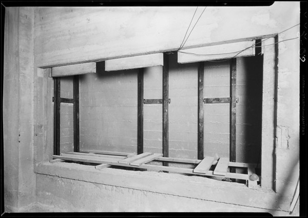 County Hospital, Otis Elevator Co., Los Angeles, CA, 1931