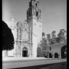 Tower of Jewels - Balboa Park, Horticultural Building, U.S. Naval Hospital, San Diego, CA, 1930
