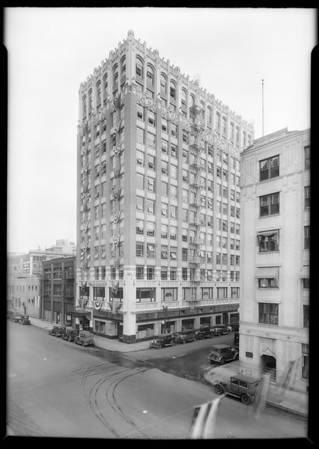 217 East 8th Street, White Co., Los Angeles, CA, 1931
