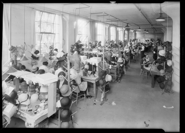 Pohress Manufacturing Co., 860 South Los Angeles Street, Los Angeles, CA, 1931