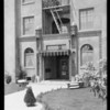 Barbara Worth apartments, corner East Dryden Street and North Louise Street, Glendale, CA, 1926