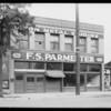 Parameter, 763 East 9th Street, Los Angeles, CA, 1931