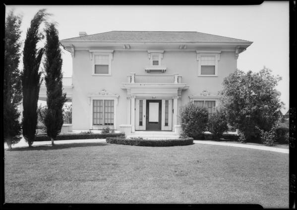 661 Crenshaw Boulevard, Los Angeles, CA, 1926