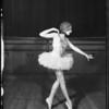 Kiddie ballet class, Southern California, 1930