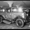 Ford sedan, Elite Garage, Los Angeles, CA, 1931