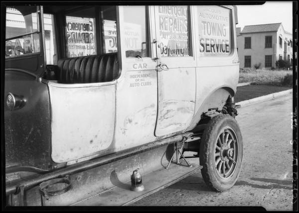 9043 Keith Avenue, Southern California, 1926