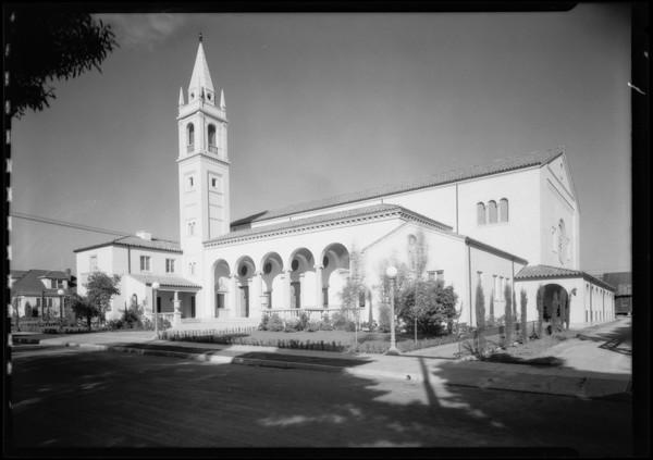 13th Church of Christ Scientist, Los Angeles, CA, 1926