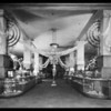 Christmas decorations, J.W. Robinson Co., Southern California, 1930