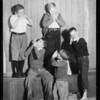 Harmonica players, Yosemite playground, Southern California, 1931