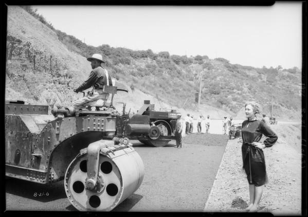 Riviera Tract, Southern California, 1926