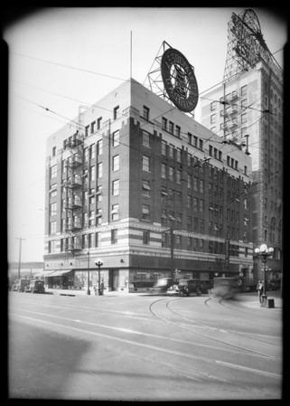 Union Manufacturing Co., The May Company, Los Angeles, CA, 1931