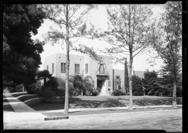 526 North Camden Drive, Beverly Hills, CA, 1931