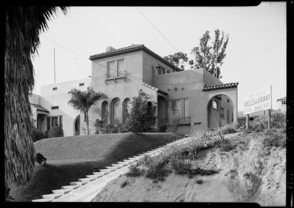 4537 Finley Avenue, Los Angeles, CA, 1926