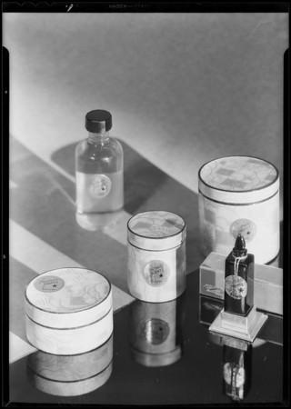 Hollywood Nights Perfumery, Southern California, 1931