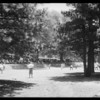 Shots at Camp Seely, Crestline, CA, 1931