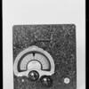 Automobile radio, Southern California, 1931