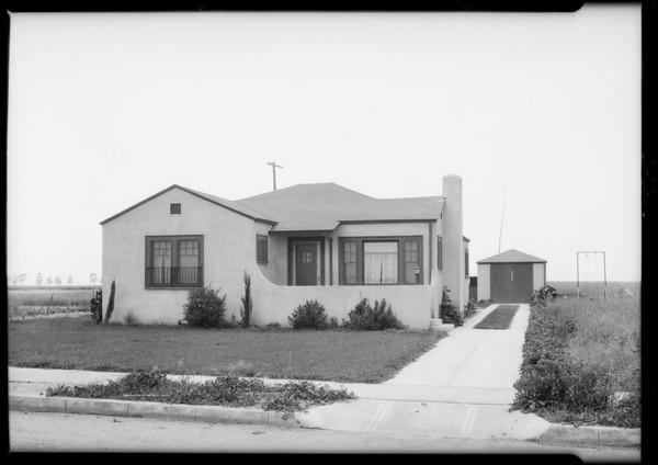 Tract at Manchester and Arlington, Southern California, 1926