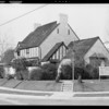 401 North Mansfield Avenue, Los Angeles, CA, 1930