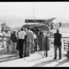 Odd shots, loading platform, Southern California, 1929