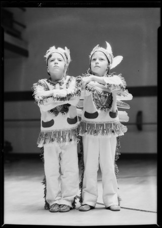 Miss Middleton's dancers, Southern California, 1931