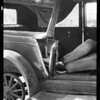 Pontiac sedan, file #247492, Union Auto Insurance, Southern California, 1931