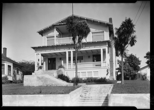 1322 Waterloo Street, Los Angeles, CA, 1926