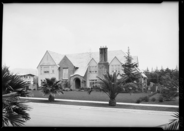 905 North Bedford Drive, Beverly Hills, CA, 1926