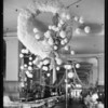 Christmas decorations, J.W. Robinson Co., Southern California, 1930