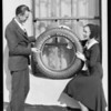 "Millionth ""Cavalier"" tire, Southern California, 1930"