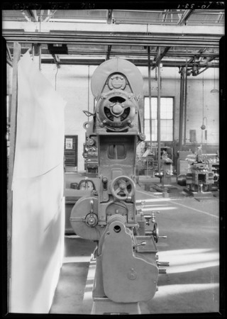 Axelson Machine Co., Southern California, 1926