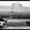 California Milk Transport Co. truck, Southern California, 1935