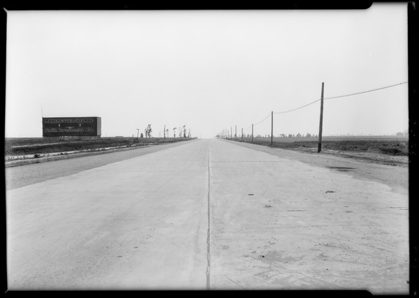 Tract at Manchester and Arlington, Southern California, 1926