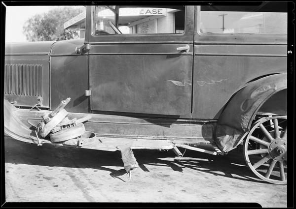 Pontiac sedan, file #247492, Union Auto Insurance, Southern California, 1931