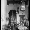 Show room, Wrought Iron Studio, 3723 Wilshire Boulevard, Los Angeles, CA, 1930