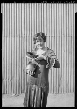 Wilson Willard Products, Southern California, 1926