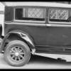 Oakland coach, Mr. Bert R. Fleming, Union Indemnity, Southern California, 1931