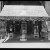 Maxbee's Foot Comfort Shop, 311 South Broadway, Los Angeles, CA, 1931