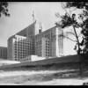 New County Hospital, Los Angeles, CA, 1930