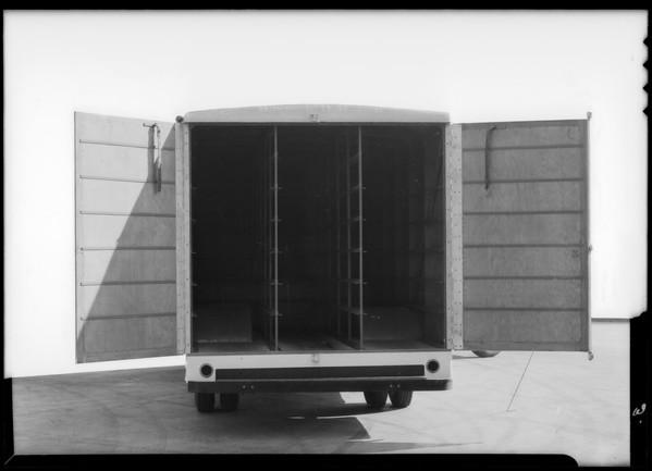 Continental Bakery Company truck, Southern California, 1934