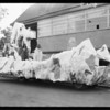 Preview of floats and mummers, Southern California, 1929 [image 12]