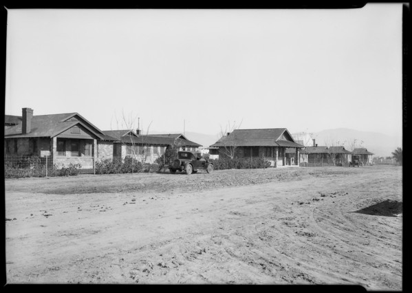 L.A. Creamery ranch, Southern California, 1926