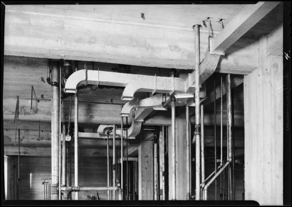 County Hospital, Haverty Co., Los Angeles, CA, 1930