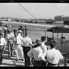 Odd shots, loading platform, Southern California, 1929