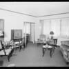 Apartments, etc., Southern California, 1931