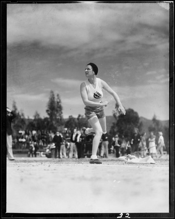 Copies of former Olympic Games, Southern California, 1932